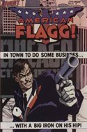 American Flagg! (Comic book) #9