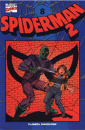 Coleccionable Spiderman Vol. 2 (2004) (Rústica, 80 pp) #8