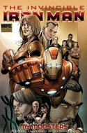 The Invincible Iron Man (Vol. 1 2008-2012) (Hardcover) #7