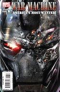 War Machine Vol 2 (Comic-Book) #6