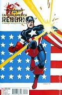 Captain America: Reborn (Variant Covers) (Comic Book) #2.1