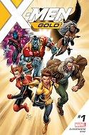 X-Men Gold (Comic Book) #1
