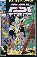 Psi-Force Vol 1 (Comic-book.) #2