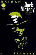 Batman: Dark Victory (Comic-book) #2