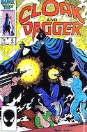 Cloak and Dagger (1985-1987) (Grapa) #8