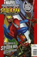 Ultimate Spider-Man (Comic Book) #1
