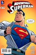 Adventures of Superman Vol. 2 (2013-2014) (Comic-Book) #4