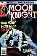 Moon Knight Vol. 1 (1980-1984) (Grapa) #2