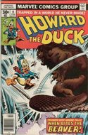 Howard the Duck Vol. 1 (Comic Book. 1975 - 1986) #9