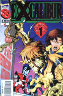 Excalibur Vol. 2 (1996-1999) (Grapa 24 pp) #1