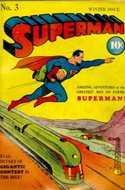 Superman Vol. 1 / Adventures of Superman Vol. 1 (1939-2011) (Comic Book) #3