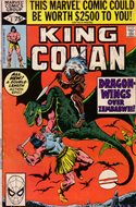 King Conan / Conan the King (Grapa, 48 págs.) #3