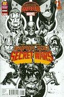 Deadpool's Secret Secret Wars (Variant Cover) (Comic Book) #1.2
