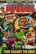 The Defenders vol.1 (1972-1986) (Grapa, 32 págs.) #3
