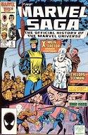 Marvel Saga (Comic-book.) #6