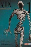 Ajin: Semihumano #1