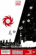Hawkeye (Grapa) #7