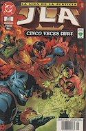 JLA. La Liga de la Justicia (Rústica/ Grapa) #9