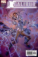Excalibur Vol. 3 (Grapa) #3