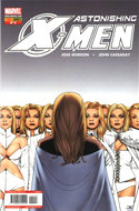 Astonishing X-Men Vol. 2 (2007-2008) (Grapa 24 pp) #6