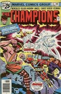 The Champions Vol. 1 (1975-1978) (Comic Book) #6