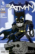 Batman (2012-2017 Portada Variante) (Grapa) #39