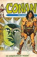 Conan The Barbarian Vol. 1 (Rústica) #8
