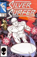 Silver Surfer Vol. 3 (1987-1998) (Comic Book) #7