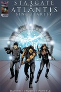 Stargate Atlantis. Singularity (comic book) #2
