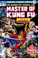 Master of Kung Fu (Comic Book. 1974 - 1983. Continued from Special Marvel Edition #16) #20