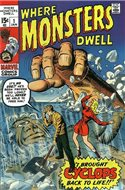 Where Monsters Dwell Vol.1 (1970-1975) (Grapa, 32 págs.) #1