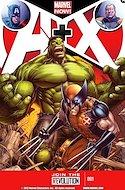 A+X (Comic-Book) #1