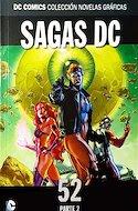 Colección Novelas Gráficas DC Comics: Sagas DC (Cartoné) #9