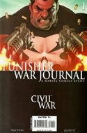 Punisher War Journal Vol 2 (Comic Book) #1