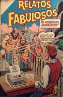 Relatos Fabulosos (Grapa) #6