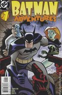 Batman Adventures Vol. 2 (Comic Book) #1