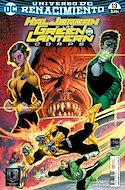 Green Lantern. Nuevo Universo DC / Hal Jordan y los Green Lantern Corps. Renacimiento (Grapa) #68/13