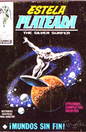 Estela Plateada (1972) (Rústica 128 pp) #6