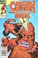 Conan The Barbarian Annuals (1973-1987) (Grapa, 48 págs.) #9