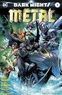 Dark Nights: Metal (Variant Covers) (Comic Book) #2