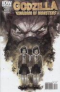 Godzilla: Kingdom of Monsters (Comic Book) #3