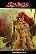 Red Sonja. She-Devil with a Sword (Softcover) #5