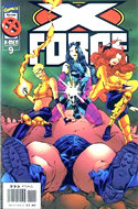X-Force Vol. 2 (1996-2000) (Grapa 24 pp) #9