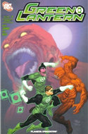 Green Lantern (2009-2012) (Grapa 72 pp) #3