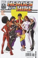 Heroes for Hire Vol. 2 (2006-2007) (Comic-Book) #6