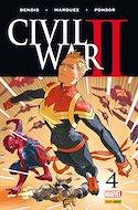Civil War II (2016-2017) (Grapa. Color) #4