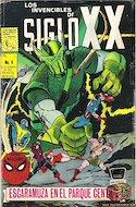 Los Invencibles del Siglo XX (Grapa) #4