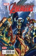 All-New All-Different Avengers (Comic-book) #1