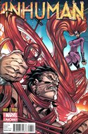 Inhuman (2014-2015 Variant Cover) (Comic Book) #3