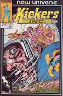Kickers, Inc. Vol 1 (Comic-book.) #8